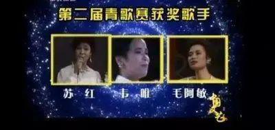苏红:力压韦唯毛阿敏拿下冠军,事业上升期父母、丈夫却相继离世