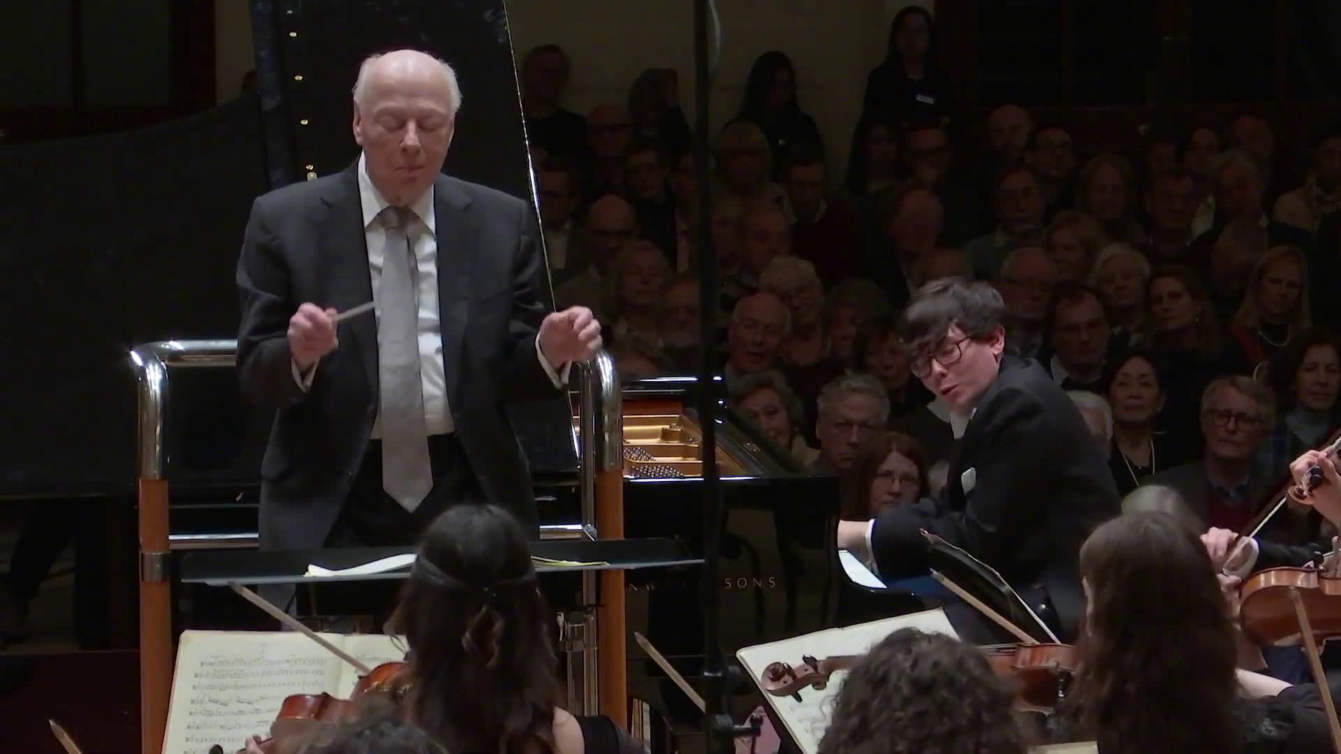 英国皇家音乐学院:莫扎特《C小调第二十四钢琴协奏曲》