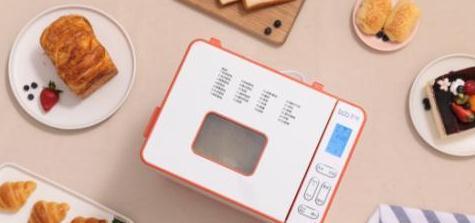 凯琴面包机助你开启烘焙生活,25种美食随意选