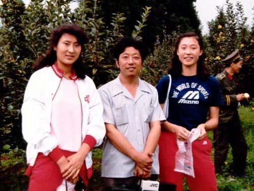与郎平并肩,被称为不世出的女排二传天才,退役后却成为保安