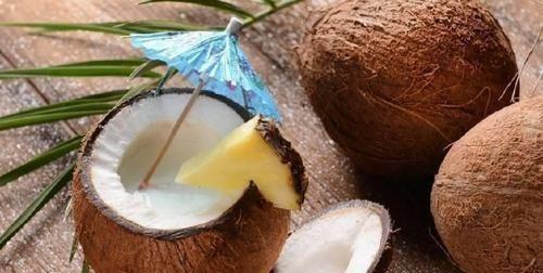 不要扔掉椰子壳,教你轻松打开椰壳,吃会筑景观设计怎么样图片