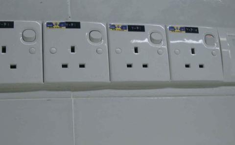 照明、开关与插座安装规范及要求,图文并茂!