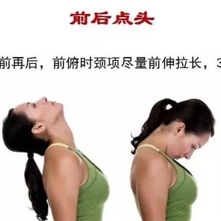 这个动作做不到,你的颈椎已经很危险了!