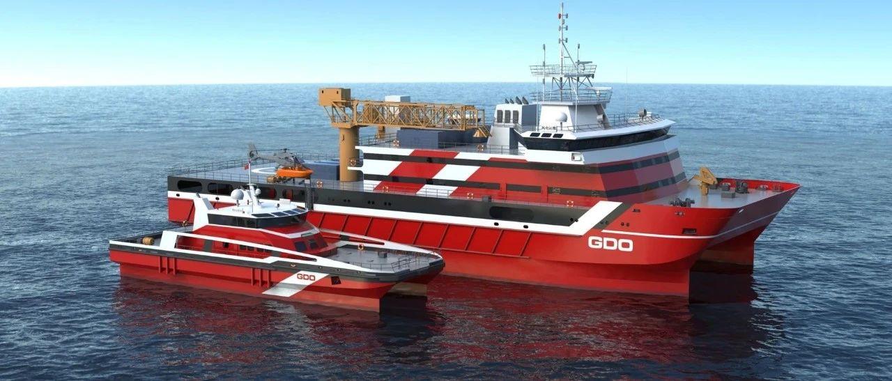 完成定审!中国首艘小水线面运维母船与世界赛跑