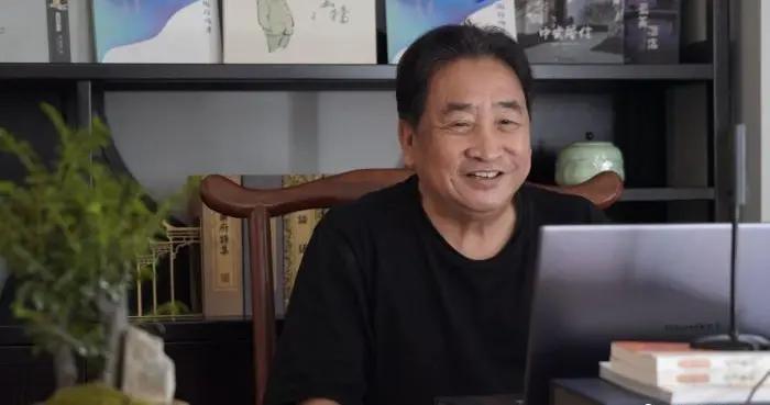 """中国曲协主席姜昆:""""说话""""要有训练与技术"""