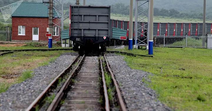 俄铁公司开通克拉斯诺达尔至中国的集装箱列车