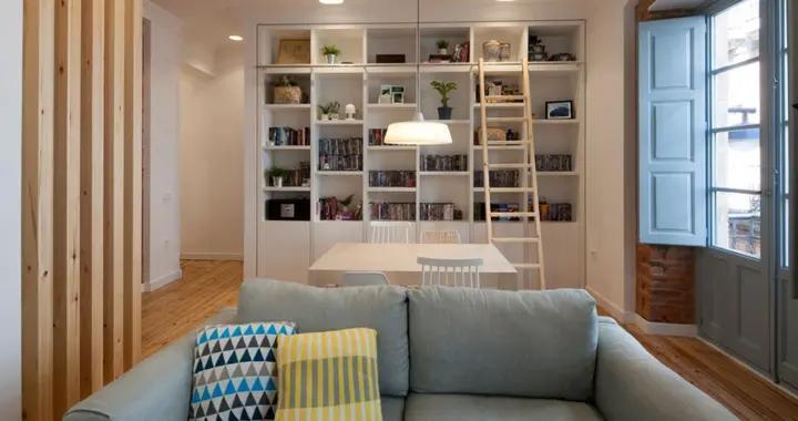 72平米的房子包括哪些功能间?装修成北欧风格二居室好不好?