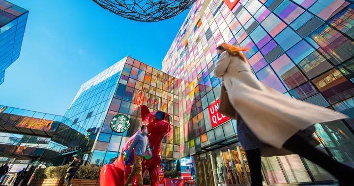 秀水街打造小店经济、三里屯引更多首店,北京六大商圈加速升级