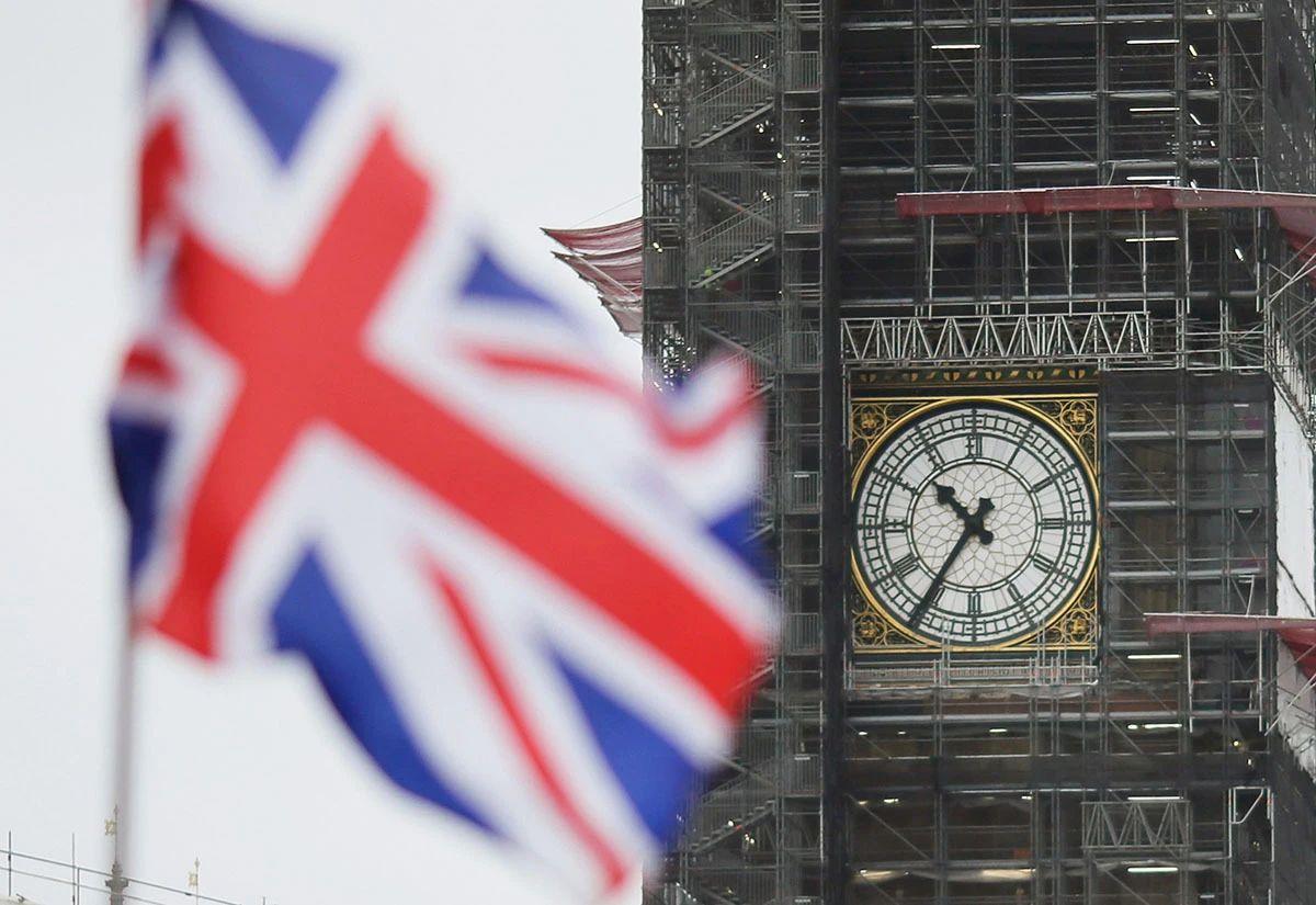 """英国经济能否绝地反弹?二季度GDP""""创纪录最惨"""",有这三大原因"""
