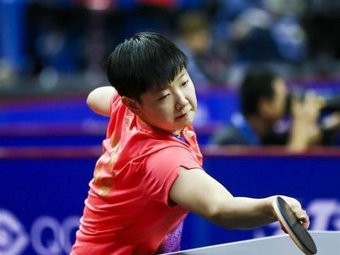 奥运模拟赛小将夺冠冲击日本女乒,伊藤美诚将迎来10年噩梦期
