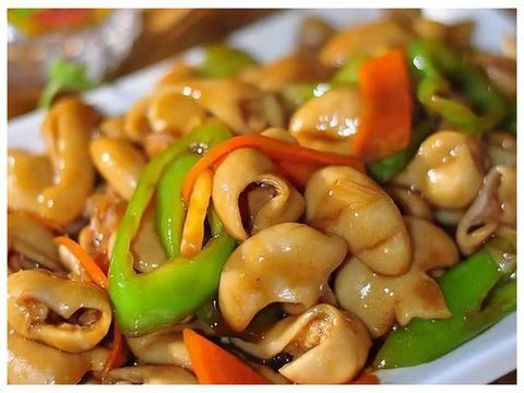美食推荐:熘肥肠,鱼香虾仁,霉干菜炒苦瓜?,尖椒猪头肉
