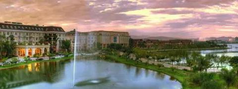 2020想去中国红河州旅游的景点:双龙桥,湖泉,碧色寨,异龙湖