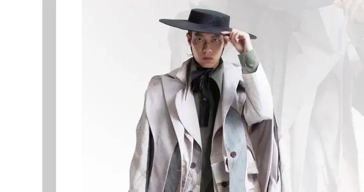 常州纺院学子 获中国国际大学生时装周男装设计奖