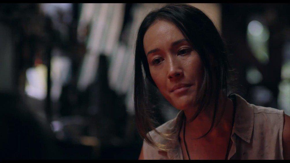 Maggie Q和卢克·海姆斯沃斯主演恐怖片《本人之死》发布预告……