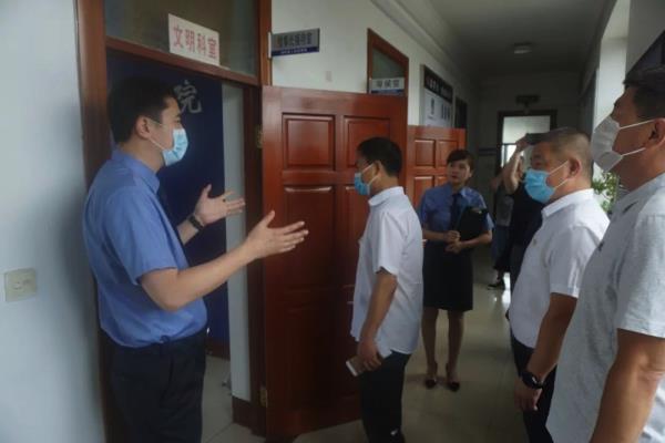 黑龙江勃利县人民检察院举办检察开放日活动