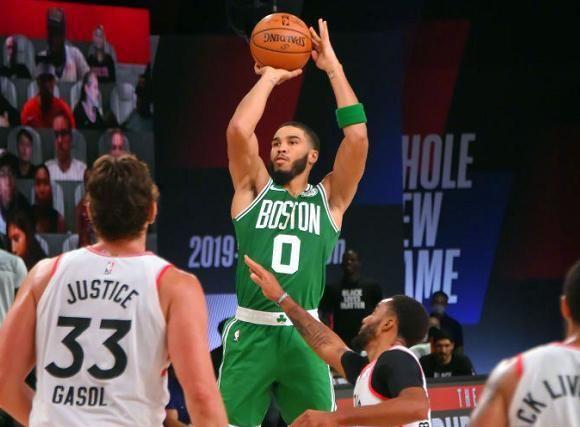 NBA迎来一场焦点,东部两强凯尔特人和76人再次对决
