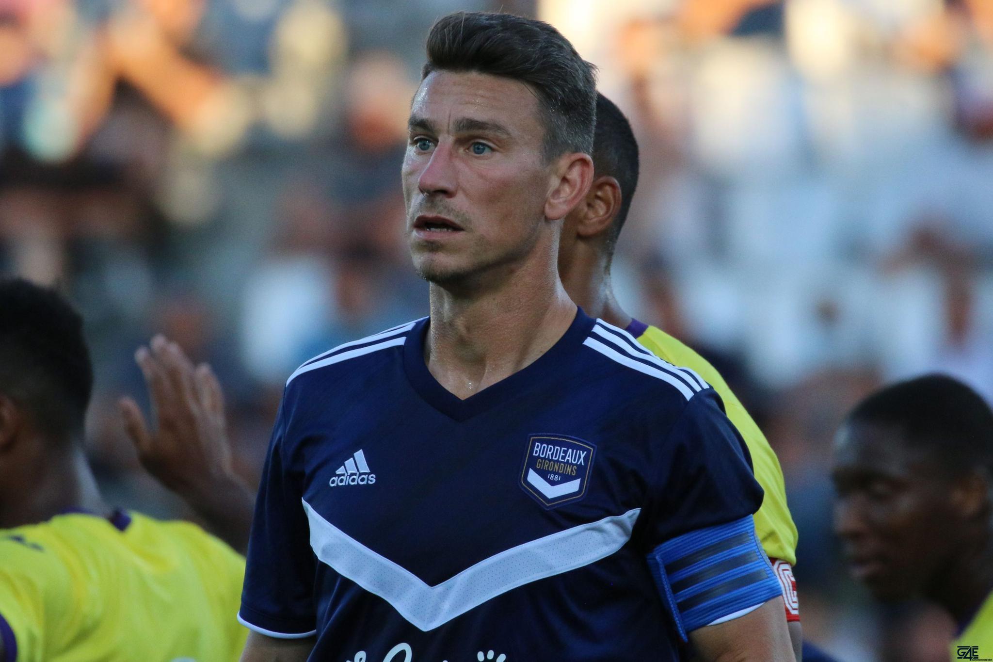 波尔多新赛季的球队队长:科斯切尔尼!
