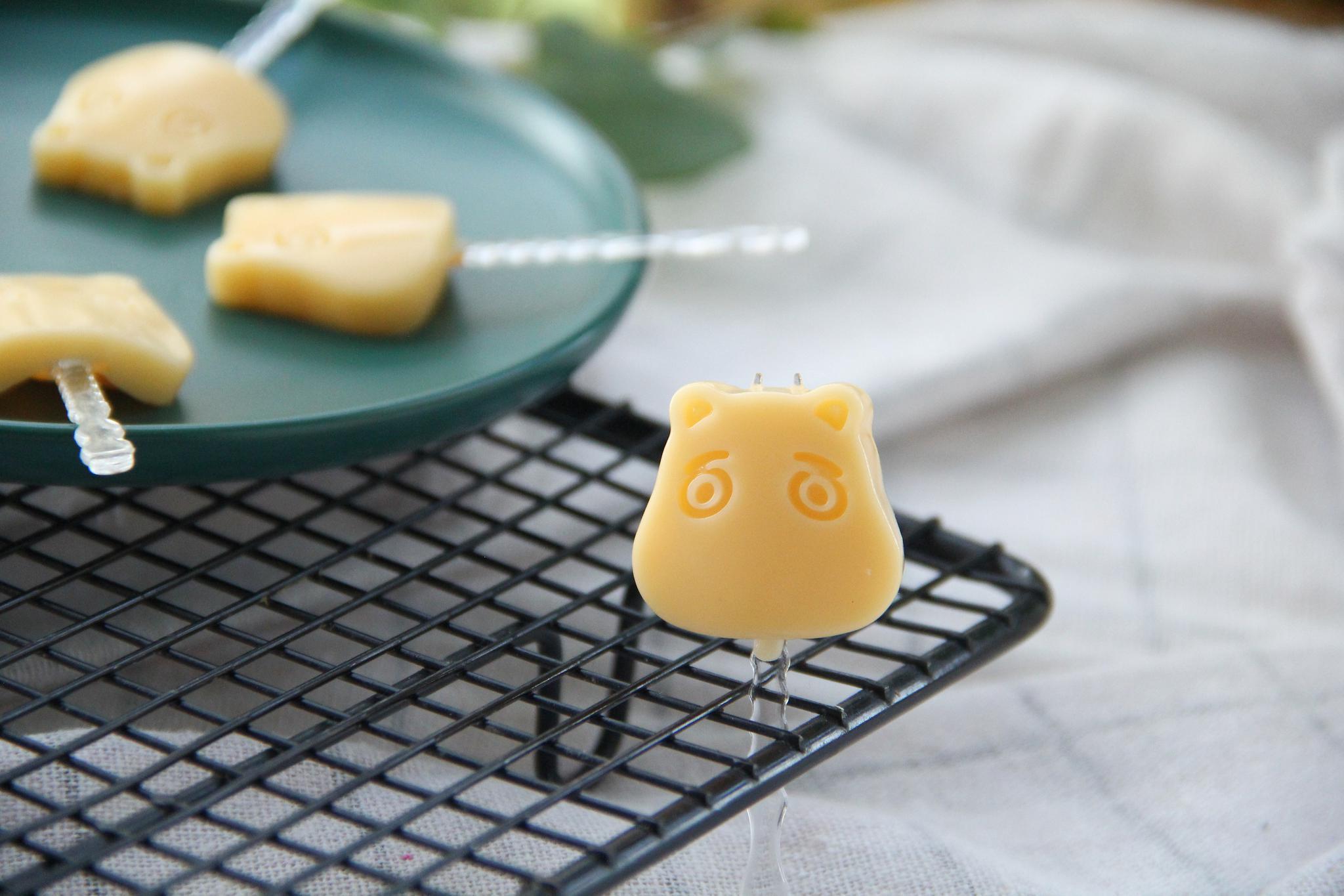 奶香浓郁,妈妈牌爱心奶酪棒,好吃不腻无添加,娃吃得放心