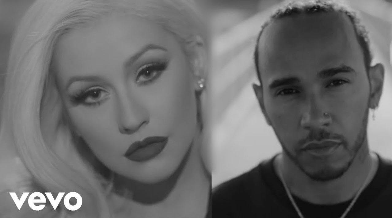 汉密尔顿和克里斯蒂娜-阿奎莱拉合作的单曲《Pipe》官方视频