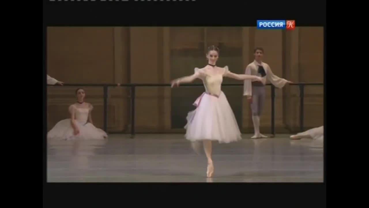 瓦岗诺娃芭蕾舞校2017年毕业演出之Conservatory