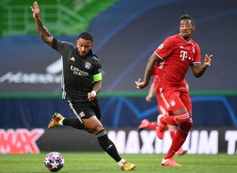 欧冠半决赛第二场,里昂0-3不敌拜仁!此役,里昂15分钟连丢2球大崩盘,但是,他们不是没有机会