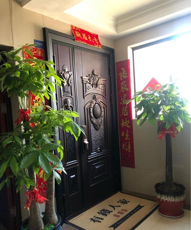 在中国情人节前搬新家 效果真的很美 进
