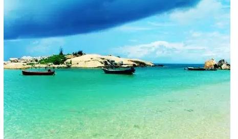 2020想去中国海南旅游景点:玫瑰谷,月亮湾,七洲列岛,分界洲岛