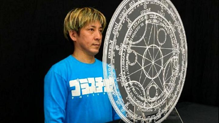 中二感爆表!日本又点歪了科技树 魔法阵防喷板见识一下!