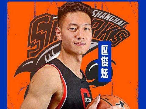 上海状元选区俊炫签约戴昊,造姚明刘炜组合,没李秋平运作正常了