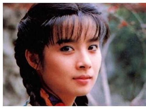 琼瑶女郎岳翎,美人归隐再无觅处,她留下了那么多经典难忘的角色