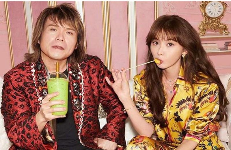 志玲和伍佰合作新广告,透露婚后生活,目前正在备孕