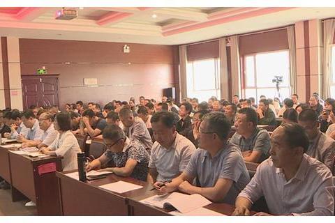 景泰县中小学校(园)长培训班开班