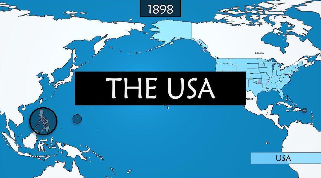 历史科普:美利坚合众国国家简史(双语字幕)