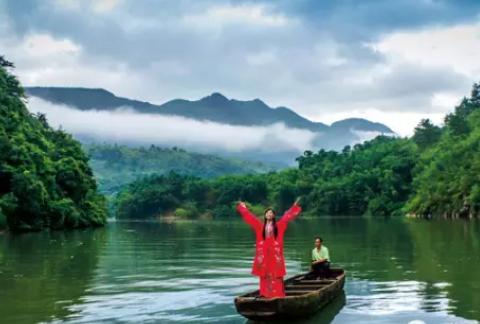 2020想去清远旅游的景点:湟川三峡,宝晶宫,牛鱼嘴,笔架山