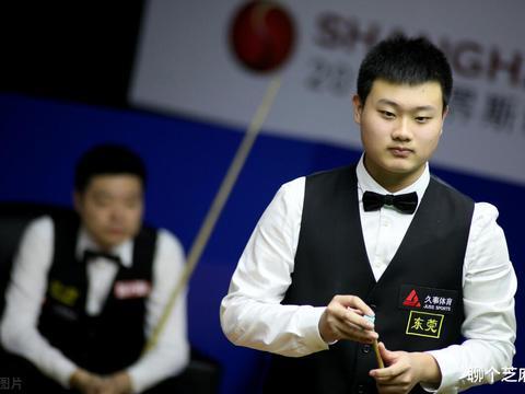 职业新人——赵剑波,将世锦赛黑马麦克吉尔逼入险境的世青赛冠军