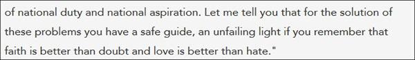 劳雷尔1916年演讲词,《加拿大百科全书》网站截图