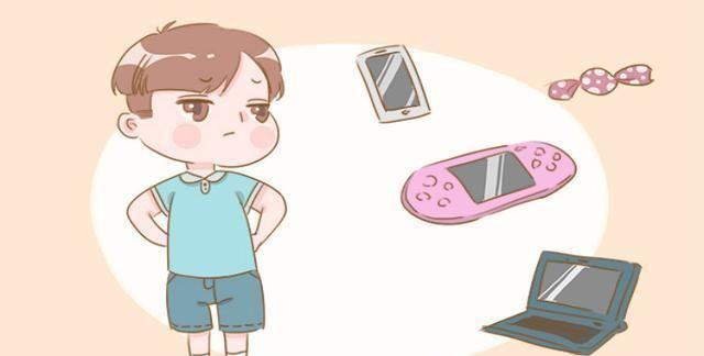 孩子总爱玩手机,不给就哭闹,这3招贼管用,过来妈妈经验之得