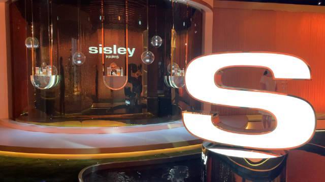 魔都看展|Sisley法国希思黎时光见证卓越体验展