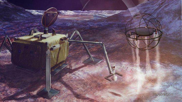 NASA支持的7种未来概念可能会永远改变太空探索