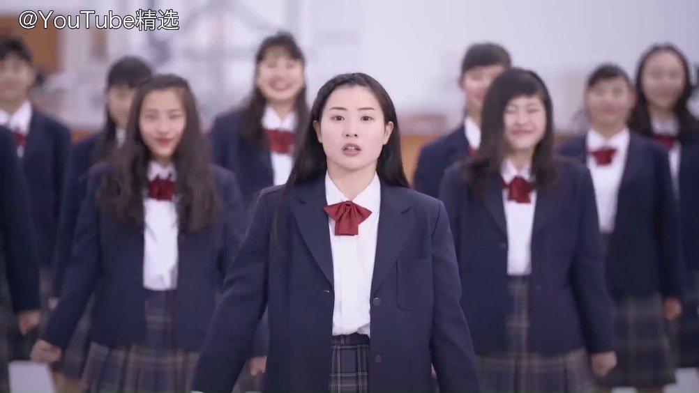日本高中女生震撼表演——《马戏之王》This
