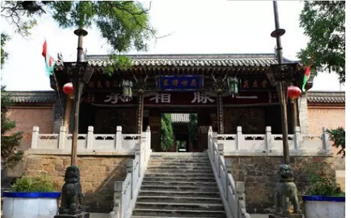 <strong>2020想去中国忻州旅游的景点:杨武忠祠、</strong>