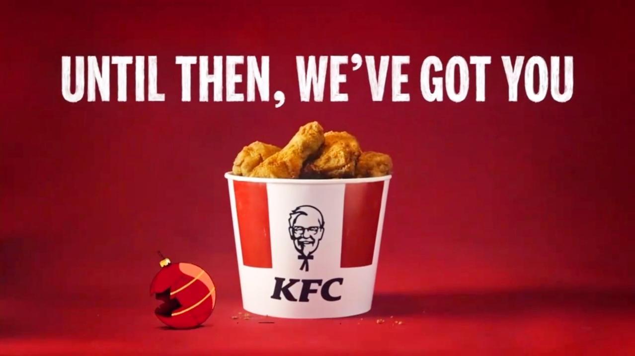 为了吃口鸡肉真不容易,国外肯德基爆笑广告