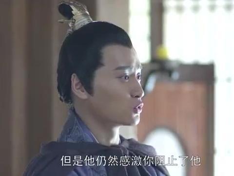 琅琊榜:飞流靖王府偷摘梅花,梅长苏带他去穆王府,他却去摘花