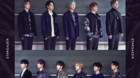 日版produce101诞生的组合 2nd单曲「STARGAZER」的主题曲《OH-EH-OH》