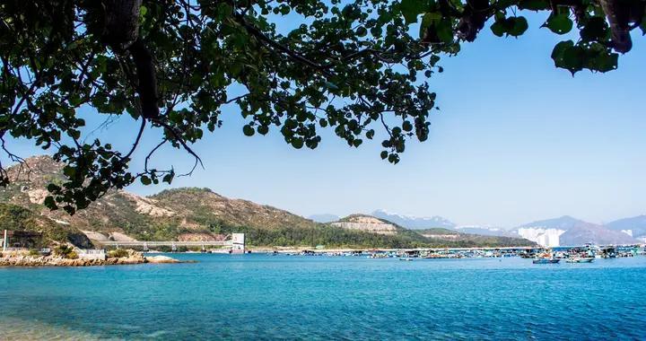 实拍被游客遗忘的香港秘境,静美迷人,名字叫南丫岛