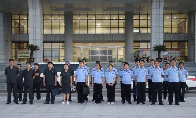 南阳内乡县法院开展集中执行运动