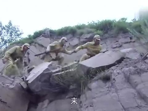 奇侠们摆脱日军的追击,带着郭宇清找到千佛岩大桥