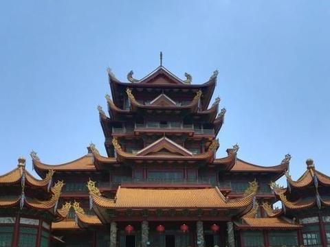 福建省福州市西禅寺