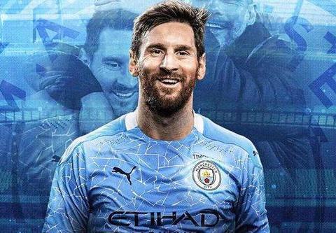 曼城正式报价梅西,9千万英镑加B席、热苏斯、和加西亚!