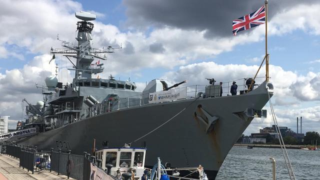 要替乌克兰撑腰?大批北约刚闯入黑海,英国航母又准备来挑衅俄军